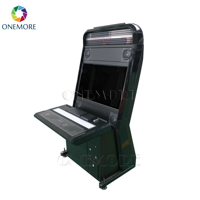 Customized arcade fighting games machine Taito Vewlix-L arcade cabinet with thousands of games