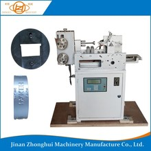 Electronic bar soap cutting machine