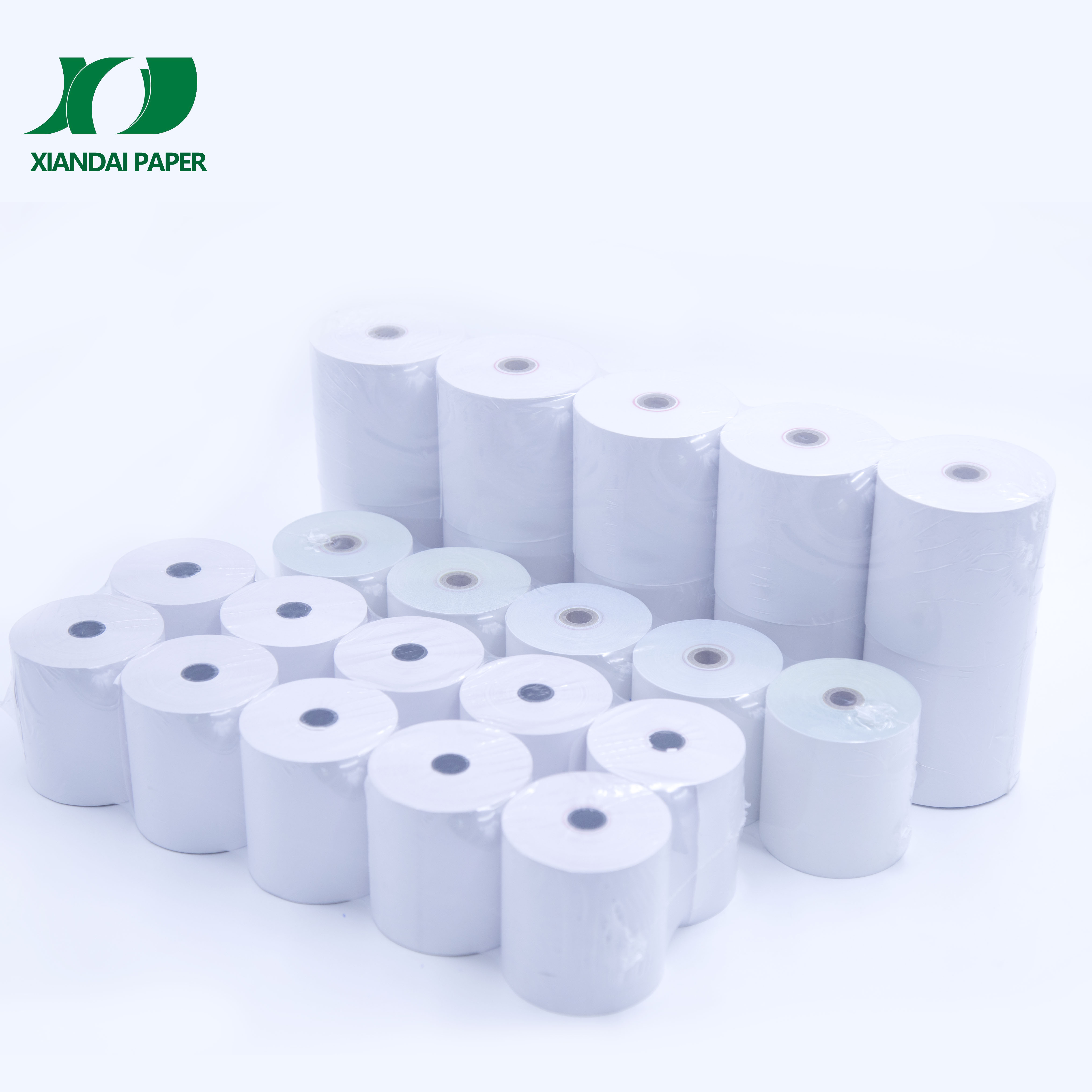 Thermal pos paper Cheap ATM cash regiester POS roll thermal paper jumbo rolls