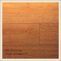 Natural slicing cutting white oak multi-layer engineered wood flooring