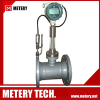 Dry gas air flow meter