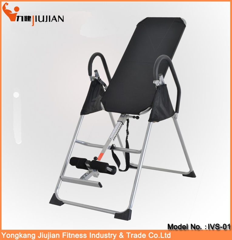 Folding Deluxe Inversion Therapy Table Reebok