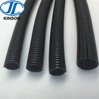 electrical wire protective hose flexible soft plastic pipe tube