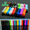 Cheap Wholesale Silicone case Cover for Lithium 18650 Rechargeable Battery for e cigarette ecig box mod vapor