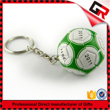 From china manufacture customized 3d soft pvc keychain