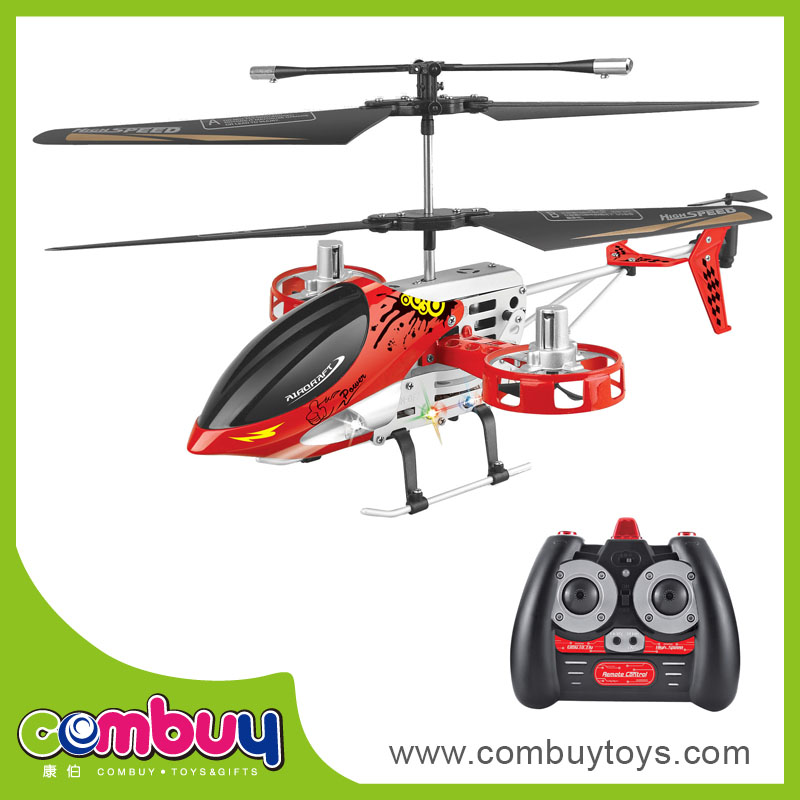 Hot sale 4 channel infrared remote control exquisite helicopter with gyro for children