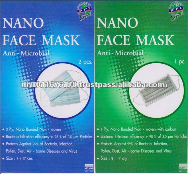 High Quality Disposable Respirator Mask