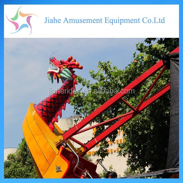 Amusement Park Equipment Rides 16 Seats Pirate Ship for Sale