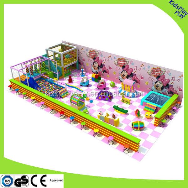 Home indoor playgroundr equipment for kindergarten for Indoor gym equipment for preschool