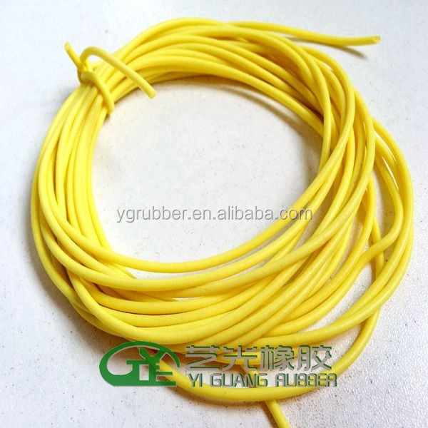 colored silicone rubber round sealing
