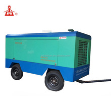 Towable piston diesel 200 cfm air compressor 7 bar for sale