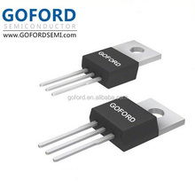 high voltage mosfet switch G1N65 650V 0.5A N-Channel TO-220 enhancement mosfet power transistor manufacturers