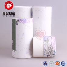 OEM Customized Round Paper Packaging Essential Oil Perfume Gift Boxes