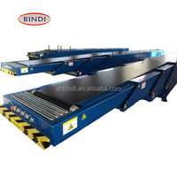 Portable Telescopic Truck Loading Unloading Belt Conveyor