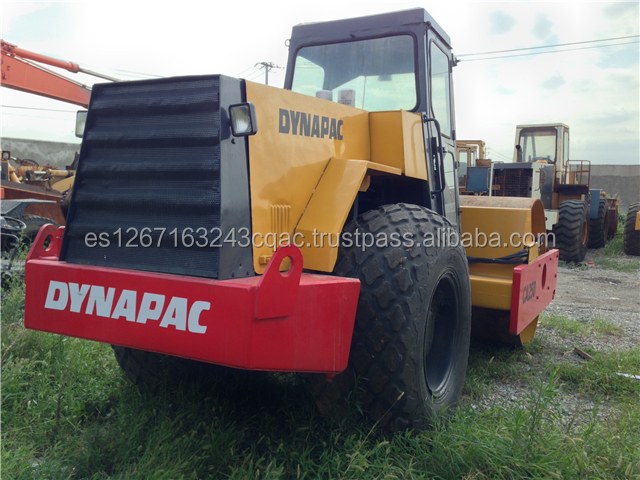 Used dynapac road roller CA25D, cheap roller CA25D for sale, used road roller CA25D for sale dynapac road roller good quality