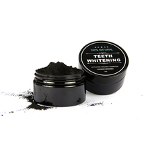 Organic Teeth Whitening Activated Coconut Charcoal Powder Black Powder