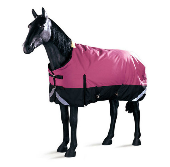 Heavy duty Polyester Pink Thick Horse Blanket