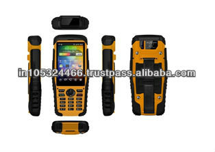 Rugged Handheld PDA