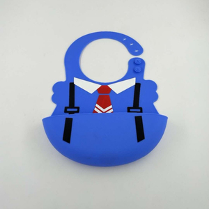 Hot sale high quality cheap silicone bibs for baby