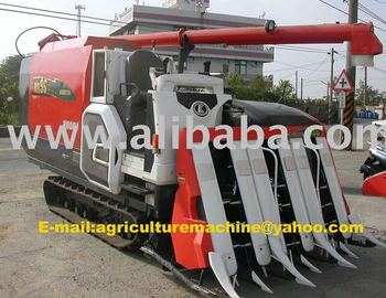 Kubota AR96 Combine Harvester Japan Model