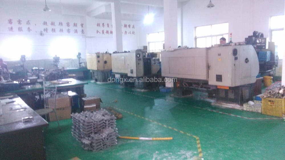 Ningbo zinc die casting for railway lock components