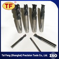 2015 Low Cost High Quality Solid Carbide Long Neck Speed Tiger Carbide End Mill