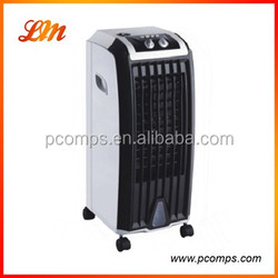 Electric Small with Free Wheel Portable 3 in 1 Air Cooler