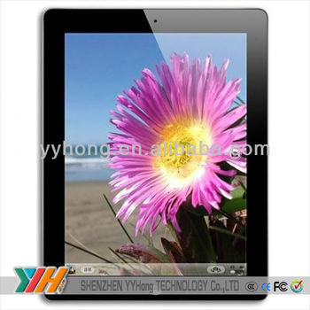 9.7 tablet pc AX5 Dual Core tablet android 4.0 tablet pc