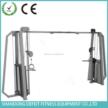 DFT Crossover Bodybuilding / Cable Crossover Gym Equipment / Cable Crossover