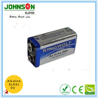 batteries 9V alkaline battery 6LR61 baterias