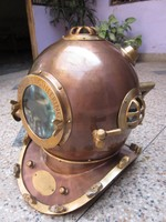 FULL SIZE DIVERS HELMET
