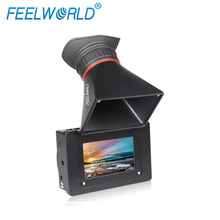 "FEELWORLD 3.5"" 3G-SDI Professional Digital Glass Video Electronic View Finder / EVF"
