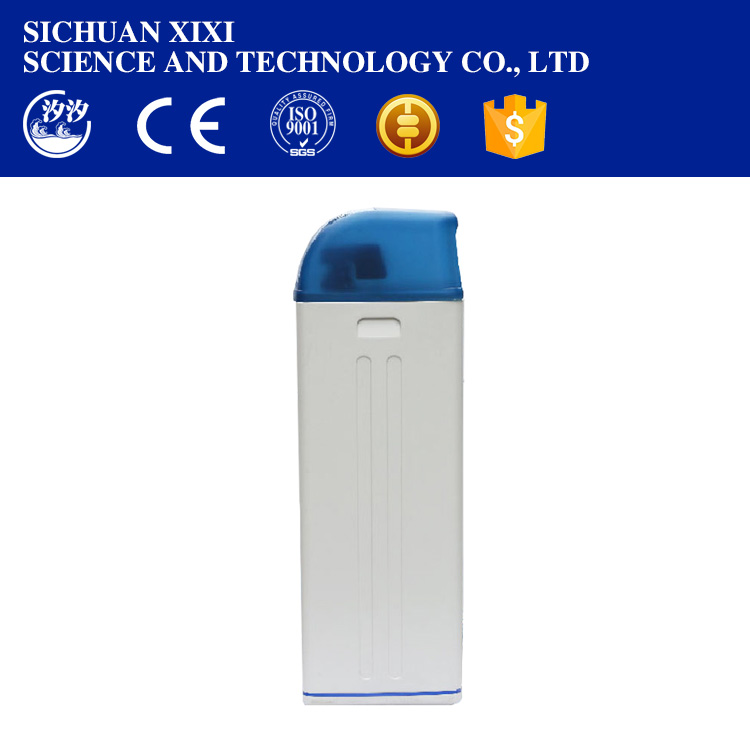 Factory sales top quality domestic automatic 1 T / H cheap water softners