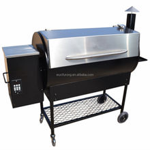 Electric Wood Pellet Grill/Industrial Panini Grill/Commercial Grill Sandwich Maker