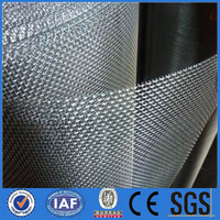 woven/welded mesh technique and crimped wire mesh type 304 stainless steel wire mesh