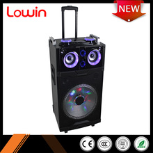 FM automatic selection function bluetooth speaker portable wireless mini