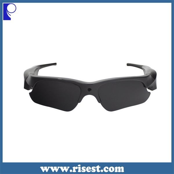 Safety Glasses with Camera, Hidden Sunglass Camera, Video Glasses with Wireless Camera