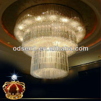 LED crystal chandelier ceiling lighting made in china