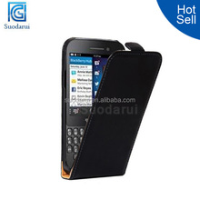 Slim Flip Leather case for Blackberry Q5 cover for Blackberry BB Q5 Fastest delivery Suodarui