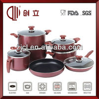 stain steel cookware