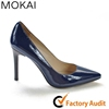 A120-A1 Italian leather shoes ladies patent leather women dress shoes OEM/ODM shoes