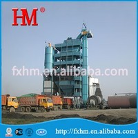 Stationary Asphalt Mixing Plant/Asphalt Recycling Equipment