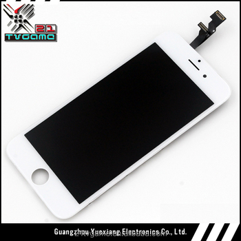 lcd display white assembly for iphone 6 screen touch 4.7 inch lcd digitizer,touch screen digitizer replacement for iphone 6 lcd