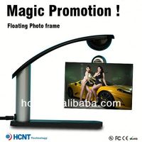 Magical!!Magnetic floating levitating photo frame ,picture photo frame free download software