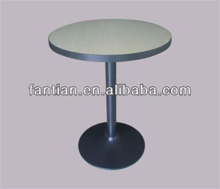 Mesa redonda de vidrio ajustable mesa de muebles para mesa de ...
