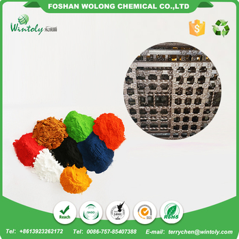 Factory wholesale RAL smooth surface epoxy polyester powder coating