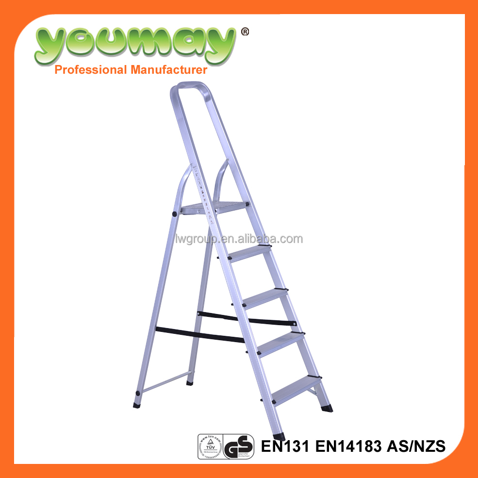 EN131 Household ladder, folding ladder hinges, collapsible step, AF0305A