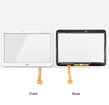 China supplier touch screen mobile phone spare parts for samsung galaxy tab 2 10.1