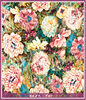 2014 New peony design of good looking printing paper for ladies or textile