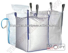 Vietnamese pp woven big bag/ fibc bag/ jumbo bag for all industries